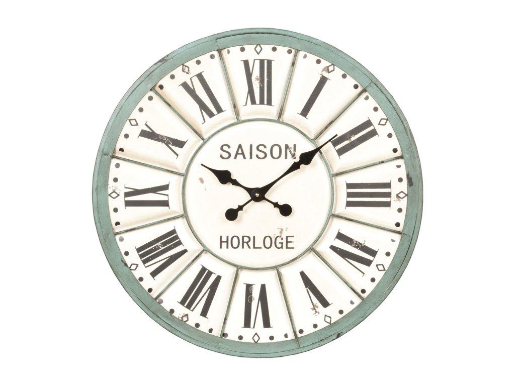Nástěnné hodiny - pr.60*5 cm