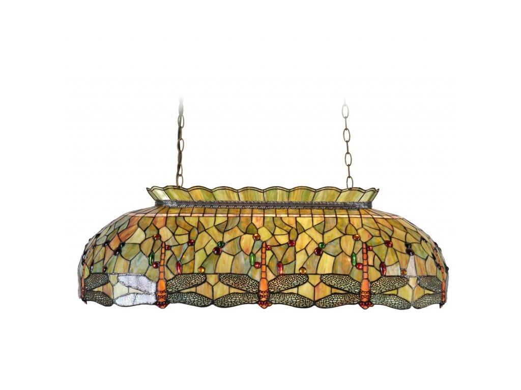 Závěsné svítidlo Tiffany  100*47*156 cm E27/3*60W