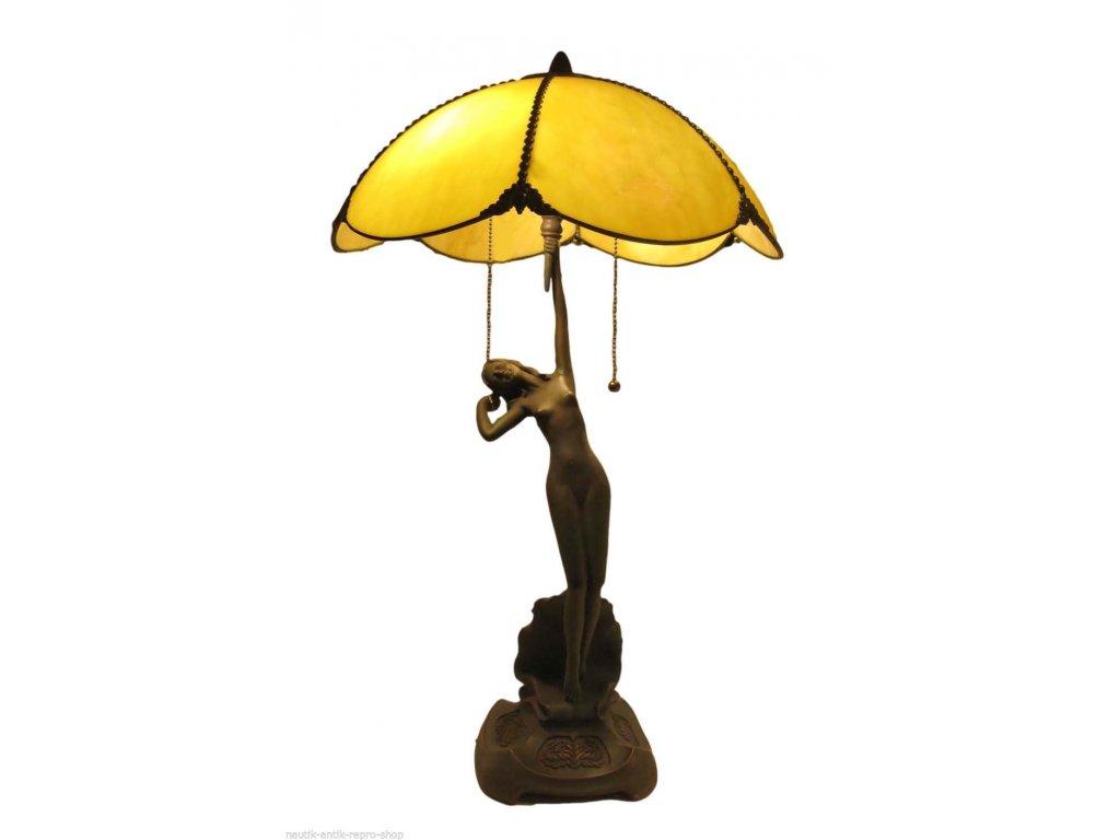 Stolní lampa Tiffany - Ø 41*70 cm 2x E27 / Max 60W