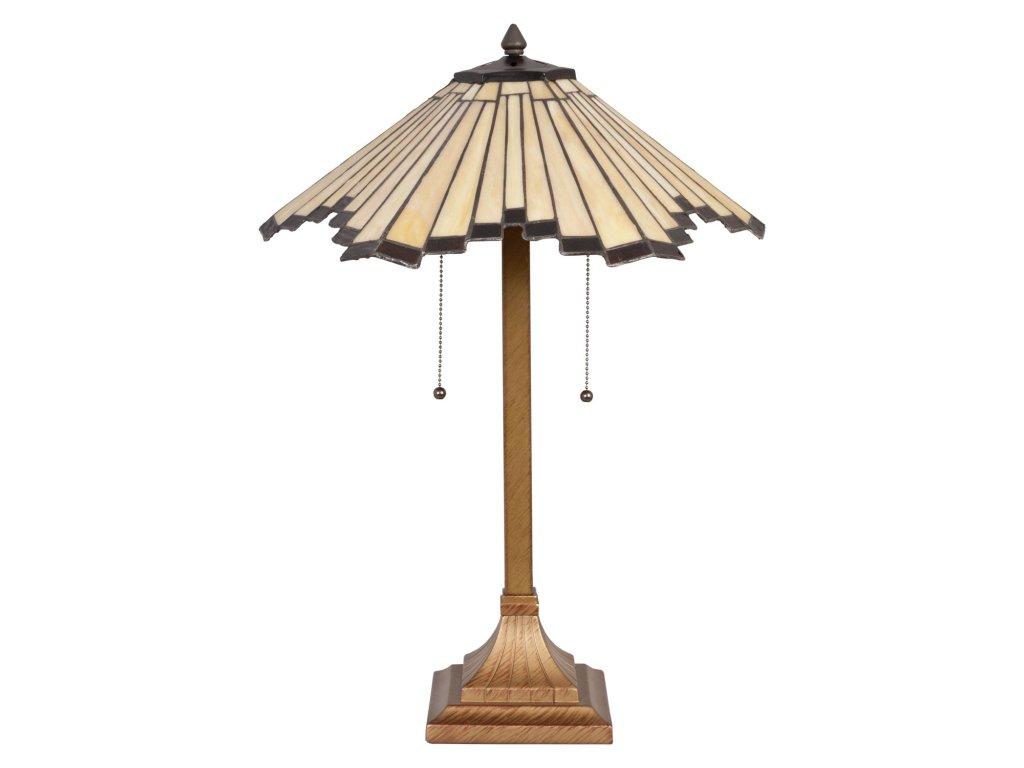 Stolní lampa Tiffany - Ø 45*64 cm 2x E27 / Max 60W
