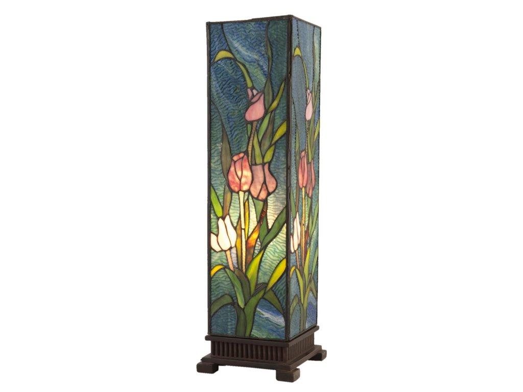 Stolní lampa Tiffany - 24*58.5 cm 1x E27 / Max 60W