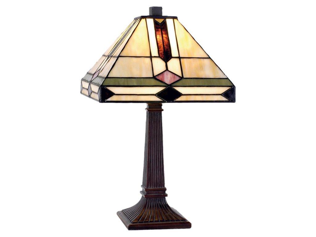 Stolní lampa Tiffany - 30*37 cm 1x E14 / Max 40W