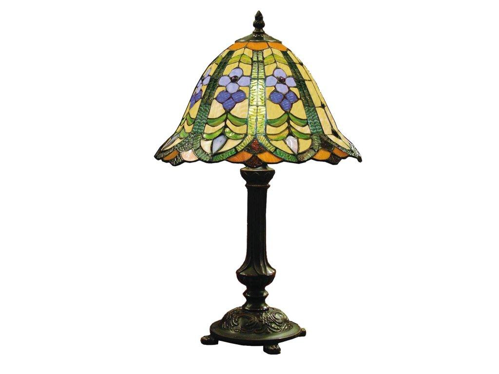 Stolní lampa Tiffany - Ø 30*48 cm 1x E14 / Max 40W