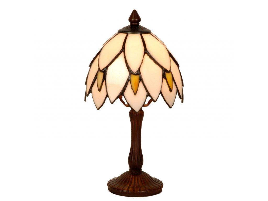 Stolní lampa Tiffany - Ø 18*34 cm 1x E14 / Max 40W