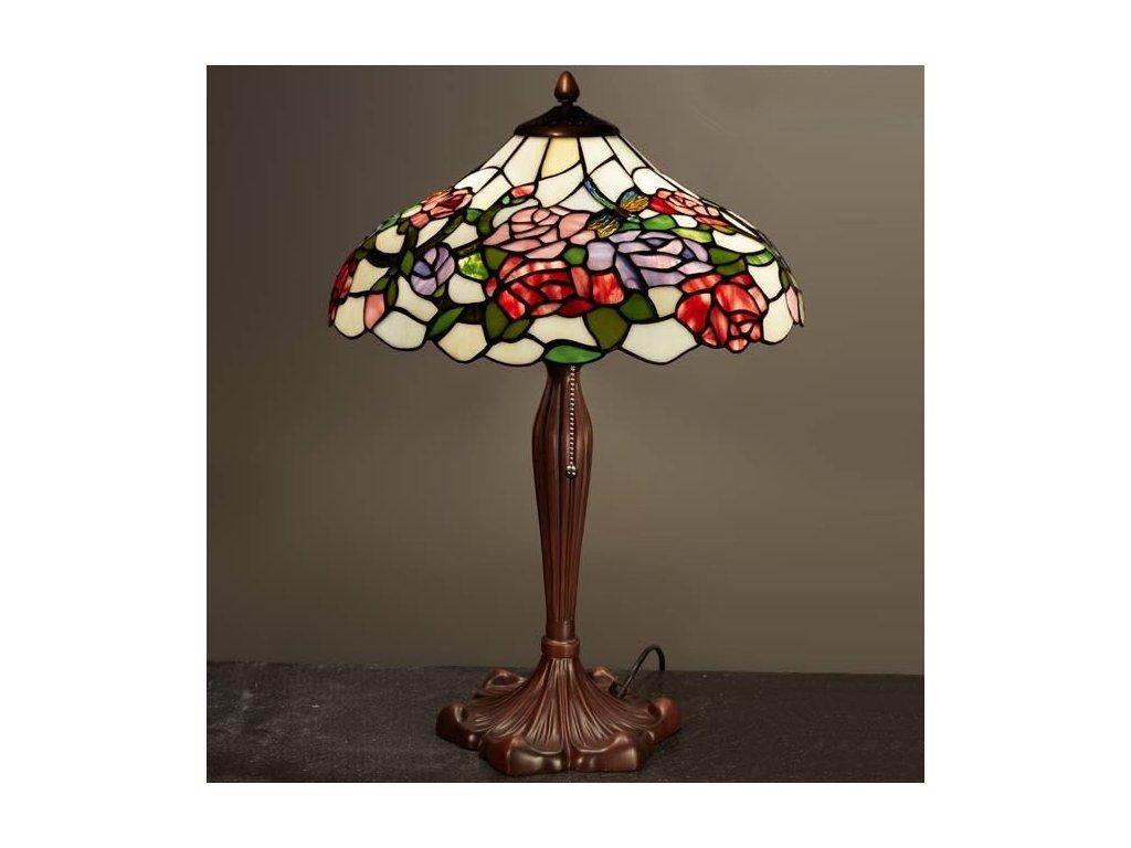 Stolní lampa Tiffany -Ø 40*60 cm 1x E27 / Max 60W