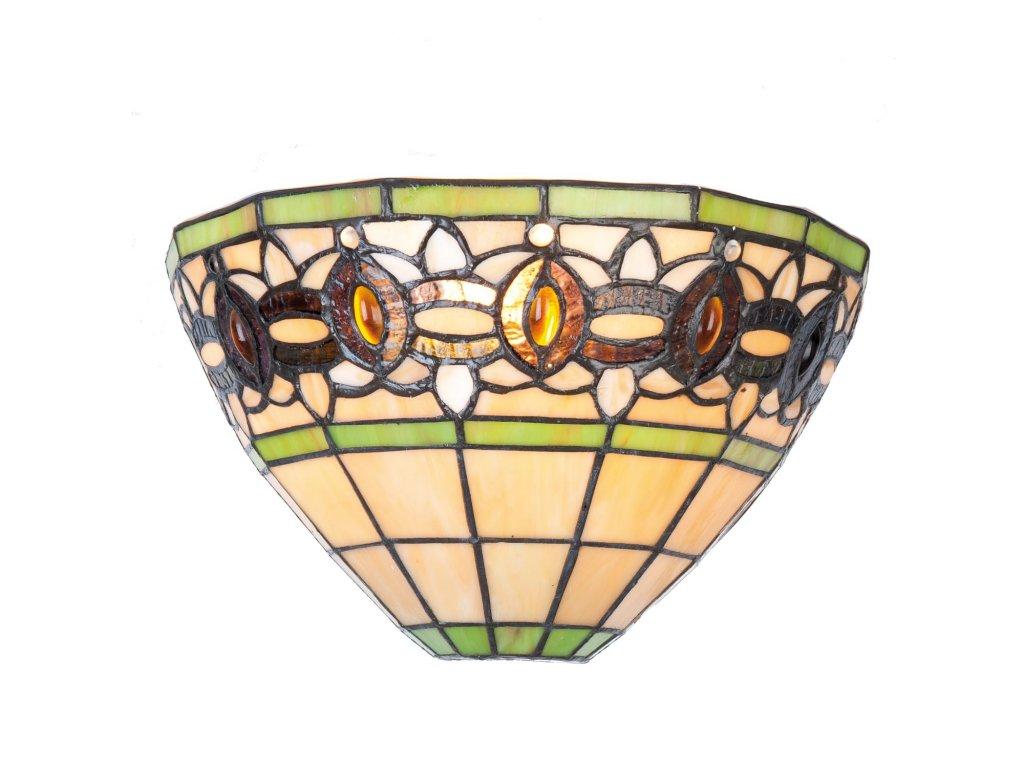 Nástěnná lampa Tiffany 30*15*17 cm -E14
