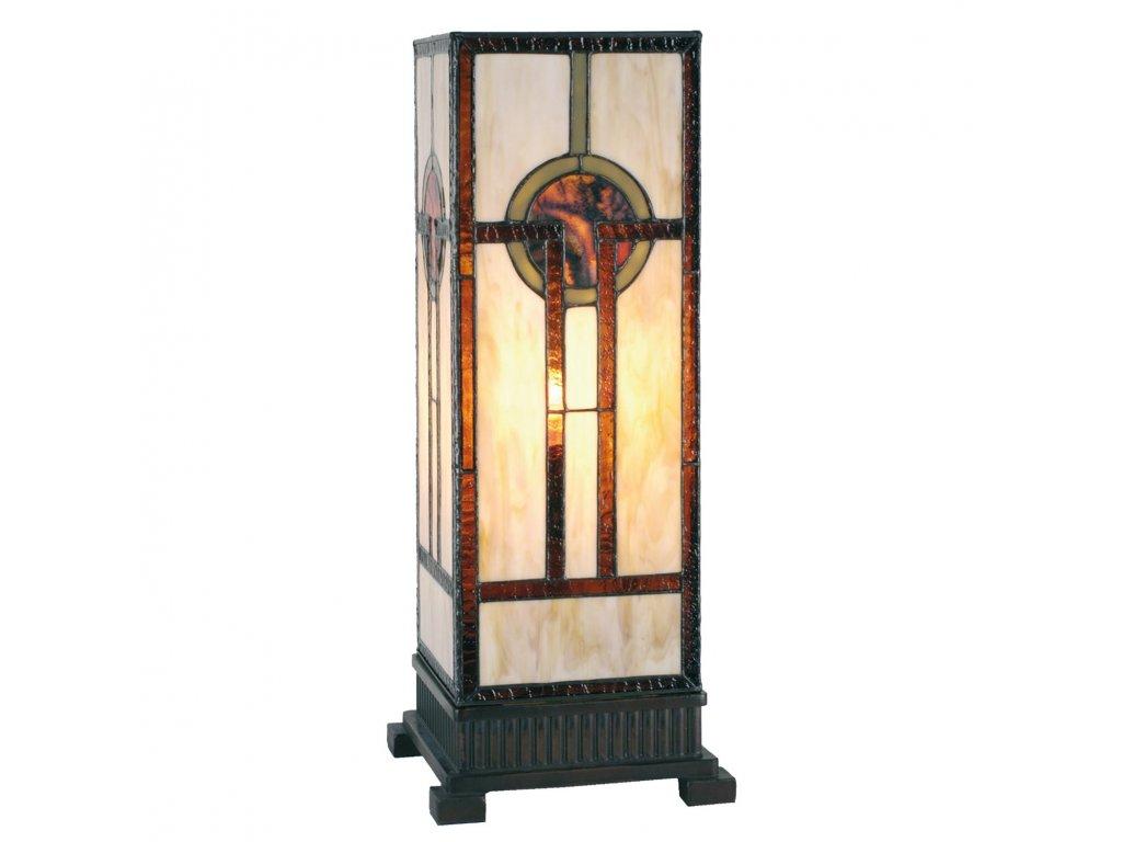 Stolní lampa Tiffany -  18*45 cm 1x E27 / Max 60W