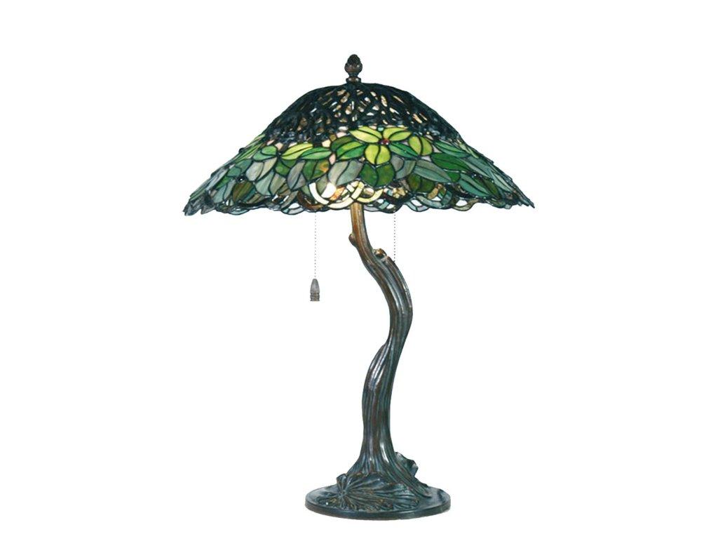 Stolní lampa Tiffany - Ø 47*58 cm 2x E27 / Max 60W