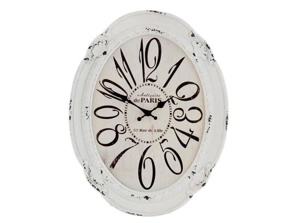 Nástěnné hodiny 42*6*54 cm / 1xAA