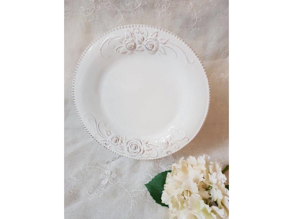 Talíř Table Collection Rose pr.21 cm