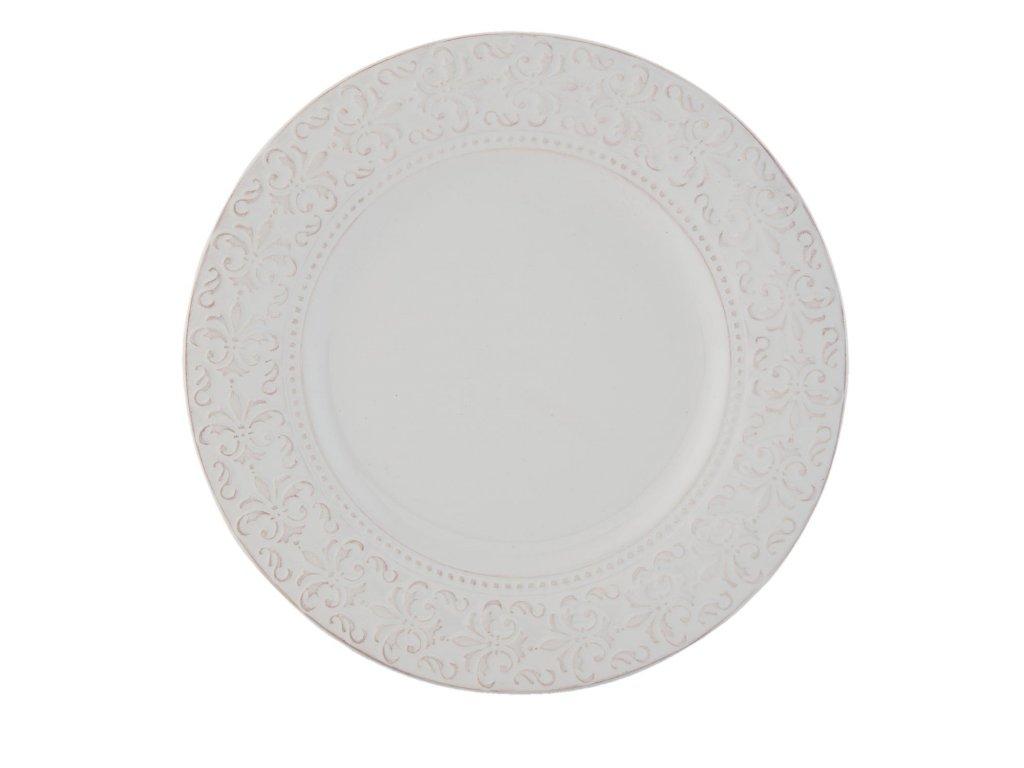 Jídelní talíř Table Collection Lily pr.25 cm