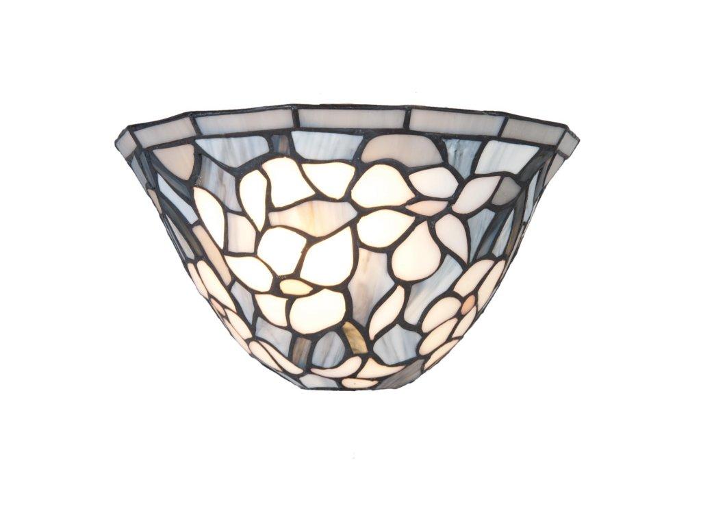 Nástěnná lampa Tiffany - Ø 26*14 cm