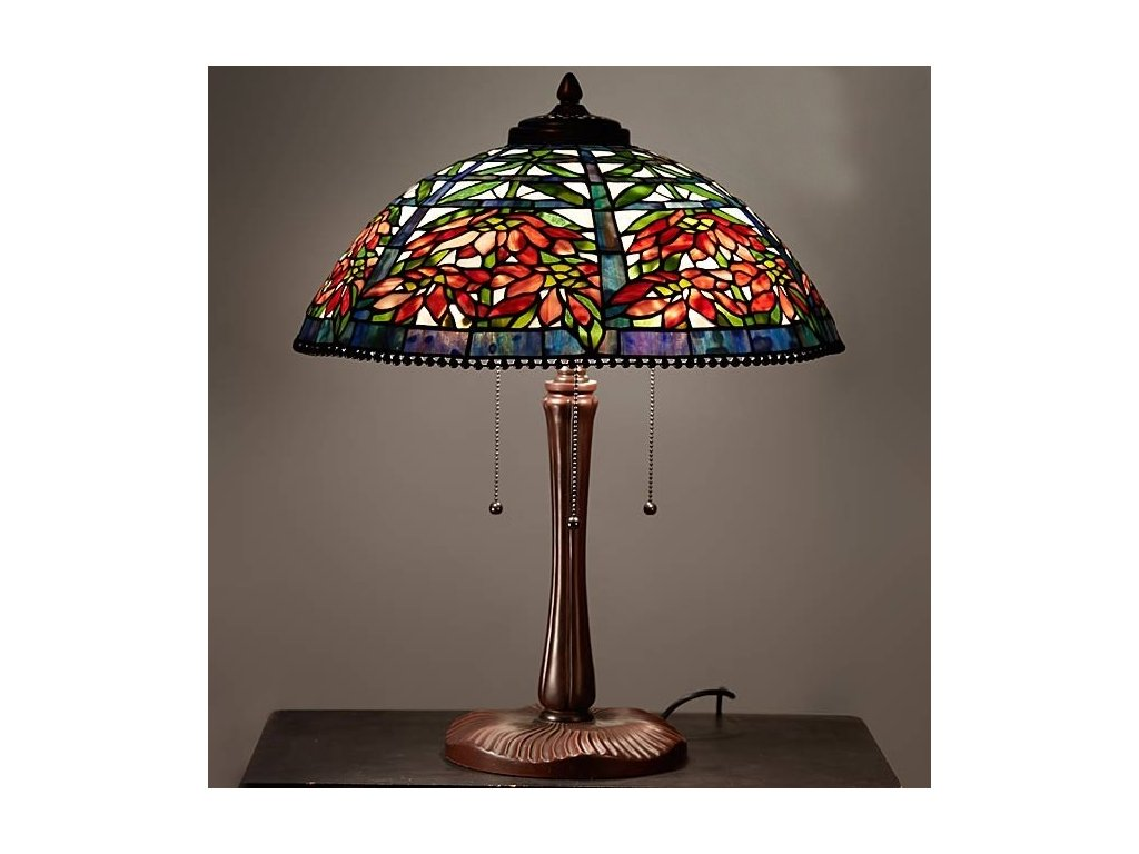 lampe tiffany lamp 5873