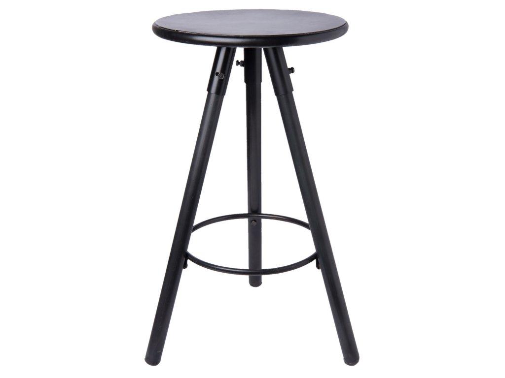 Stolička v RETRO stylu-  Ø 37*59 cm