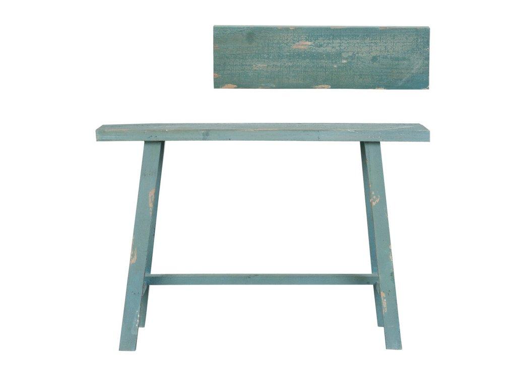 Stolička ve vintage stylu- 60*21*40 cm