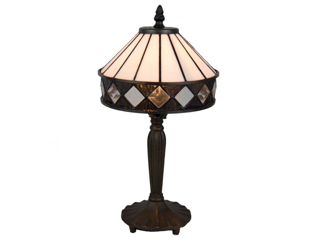 Stolní lampa Tiffany - Ø 20*36 cm E14/40W