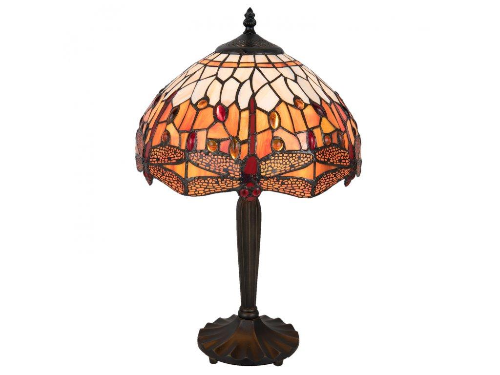 Stolní lampa Tiffany -Ø 31*47 cm E27/ 1*60W