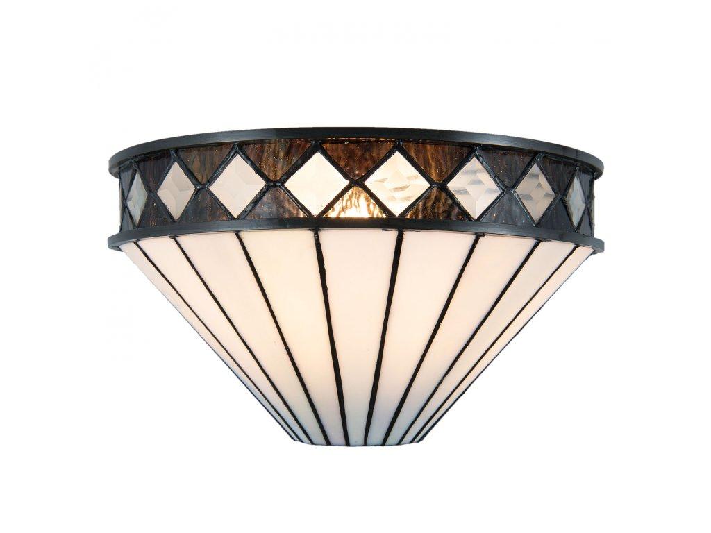 Nástěnná lampa Tiffany -31*16*17 cm / E14 / 1*40W