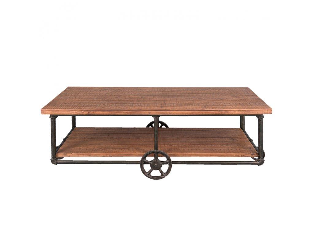 Konferenční stolek - 150*74*51 cm