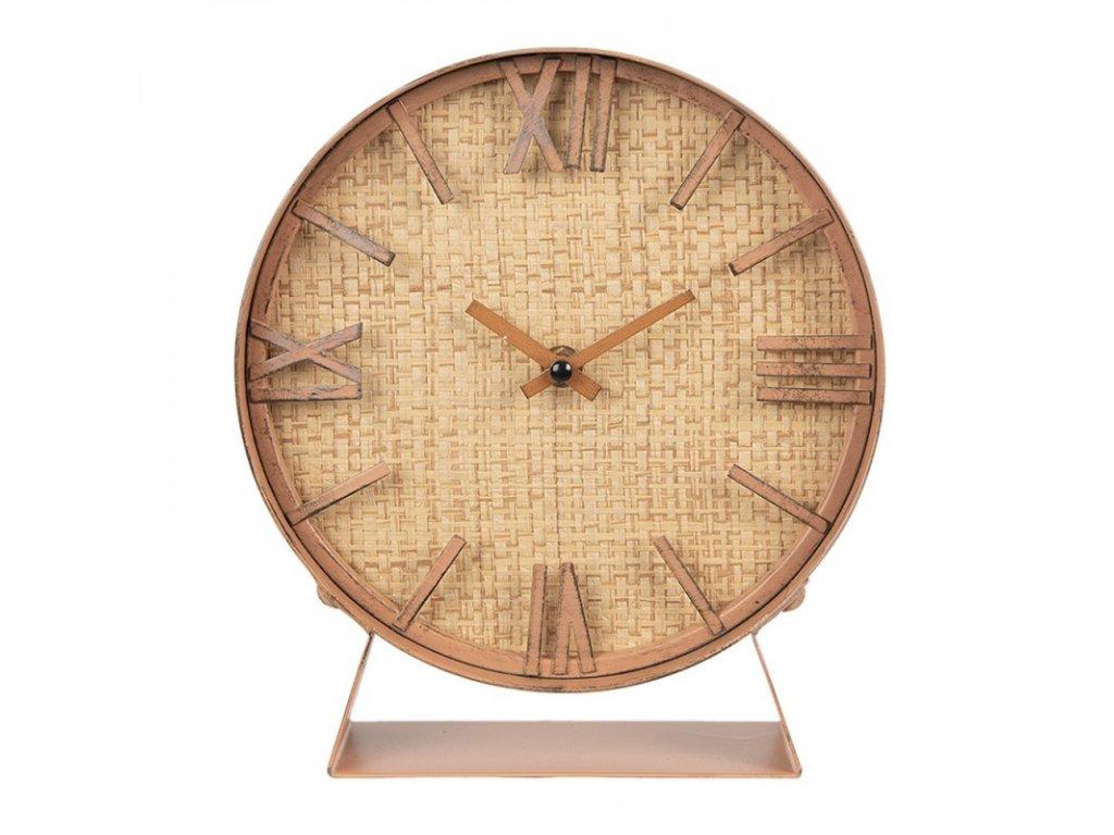 Nástěnné hodiny - 30 * 6 * 43 cm / 1 * AA