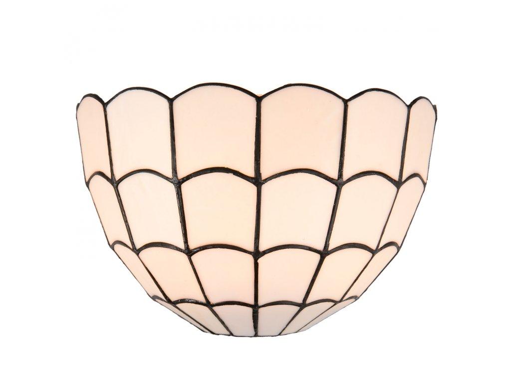 Nástěnná lampa TIFFANY - 30 * 17 * 19 cm / E14 / max 1 * 40W