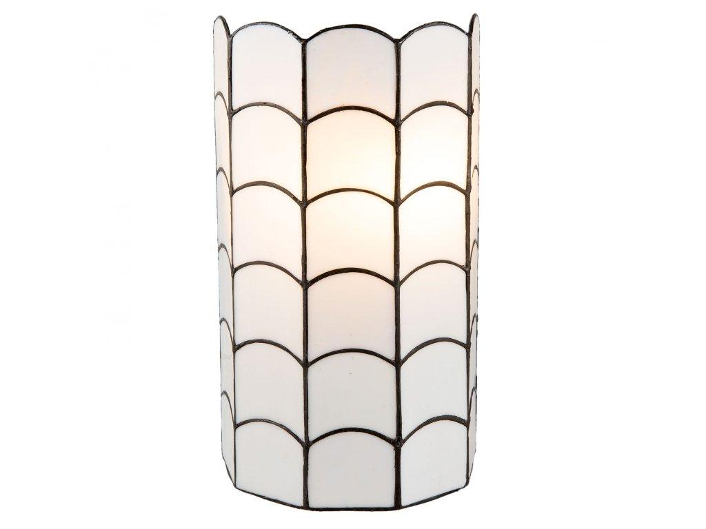 Nástěnná lampa TIFFANY - 19*11*35 cm / E14/max 2*40W