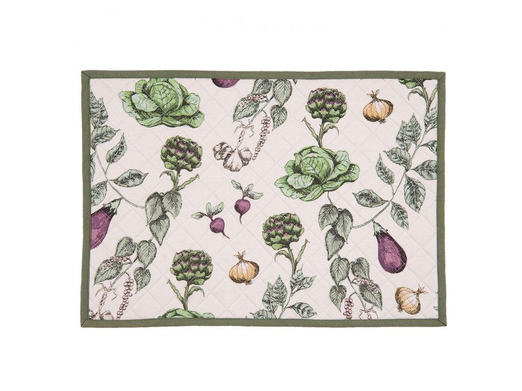 Textilní prostírání The Kitchen Garden  (6) - 48*33 cm
