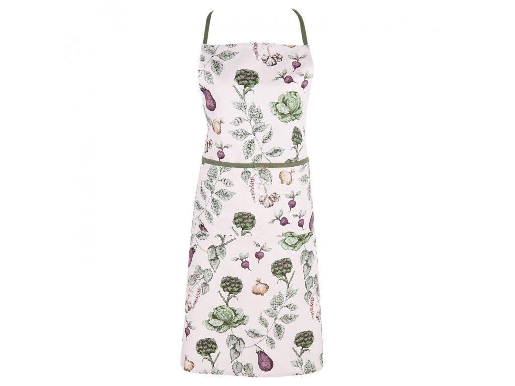 Zástěra The Kitchen Garden - 70*85 cm