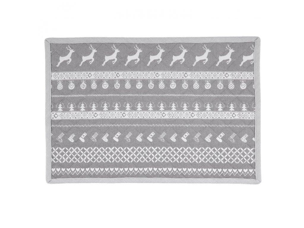 Textilní prostírání Sweet Deer (6) - 48*33 cm