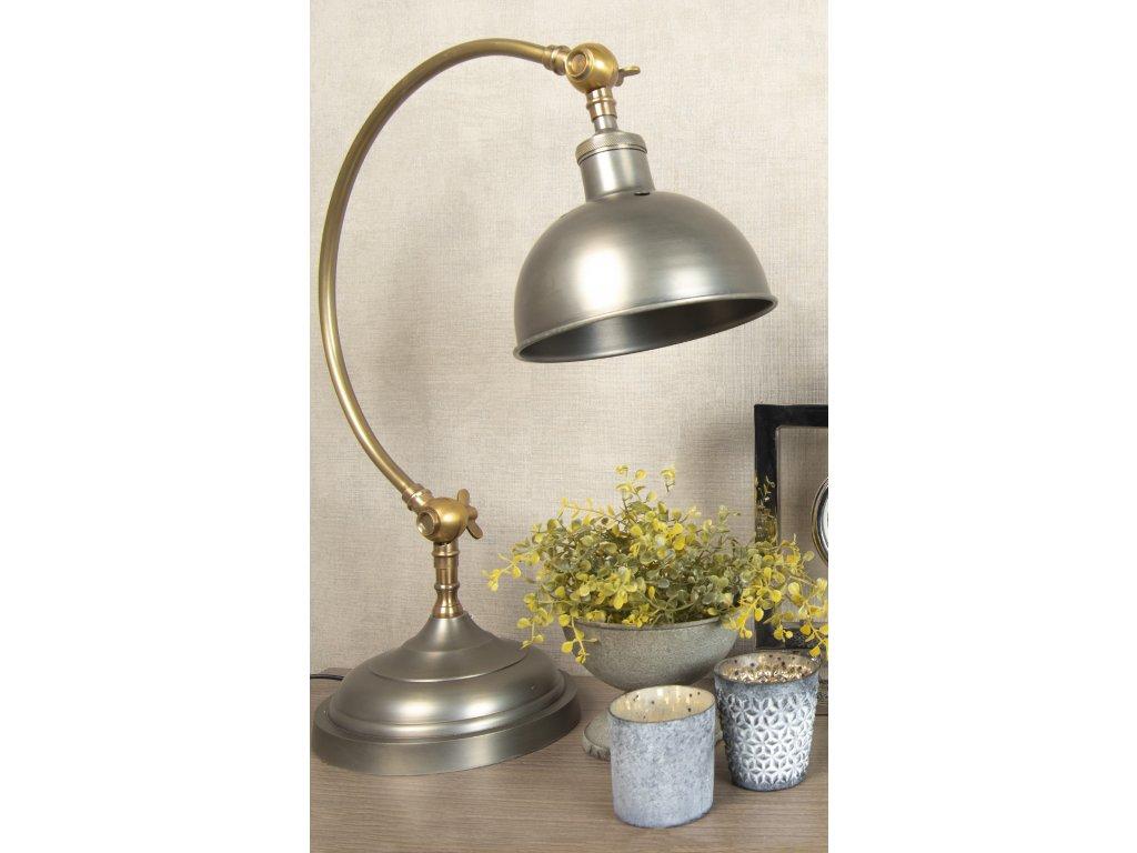 Stolní lampa -H65 cm E27 max 40W