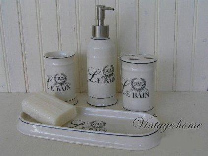 """Koupelnový set """"Le Bain"""""""