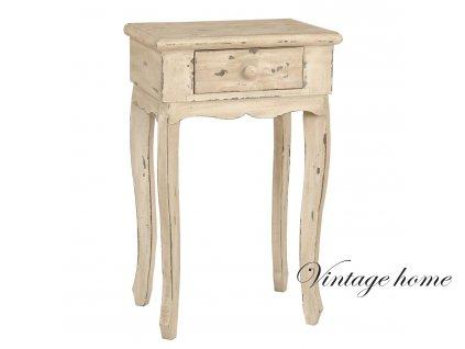 Odkládací stolek- 43*31*70 cm