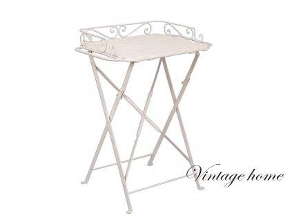 Odkládací stolek -62*38*77 cm