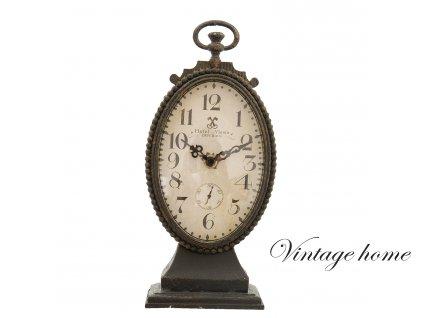 Stolní hodiny - 12*7*26 cm