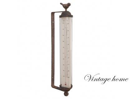 Venkovní teploměr - 15 * 8 * 57 cm
