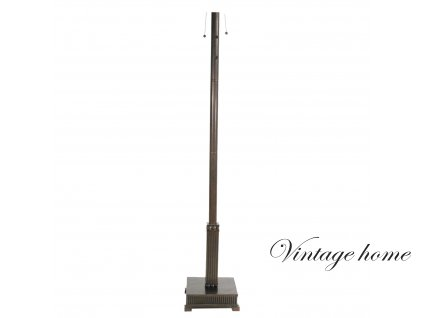 Noha ke stojací lampě Tiffany - 26*26*155 cm 2x E27 / Max 60W