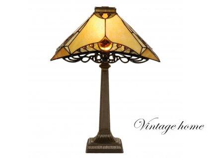 Stolní lampa Tiffany - Ø 50*49 cm 1x E14 / Max 40W