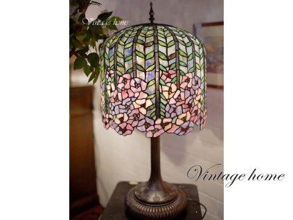 Stolní lampa Tiffany - Ø 40*84 cm 3x E27 / Max 60W