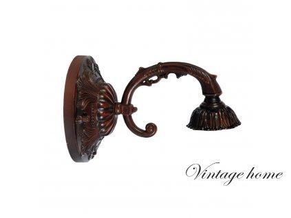 Nástěnná lampa  -   15*pr.23 cm 1x E27 / Max 60W