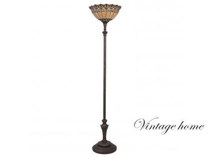 Stojací lampa Tiffany - Ø 40*182 cm 1x E27 / Max 60w
