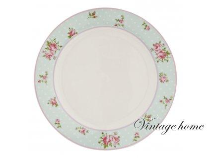 Talíř jídelní ENGLISH HIGH TEA-Ø 26 cm