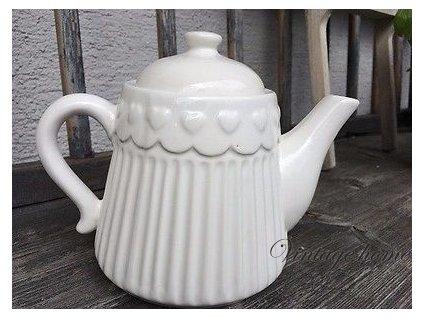 Clayre Eef Teekanne Kaffeekanne Kanne Rolte 075l 1 (2)