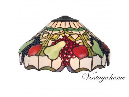 Stínítko Tiffany - Ø 41*21 cm