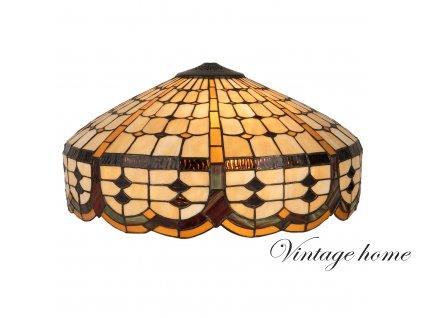 Stínidlo Tiffany - Ø 51*21 cm