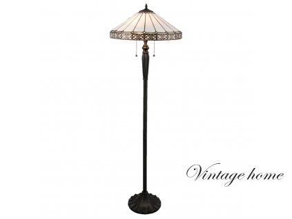 Stojací lampaTiffany - 51*51*157 cm