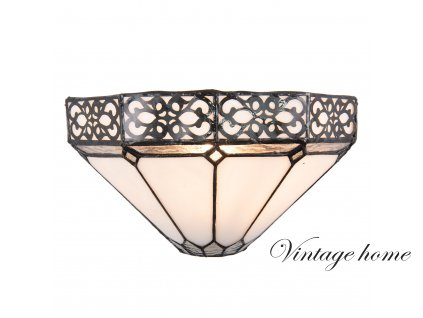Nástěnná lampa Tiffany - 30*15*16 cm