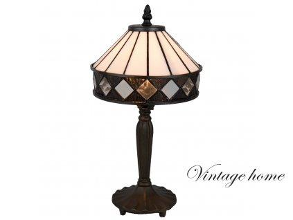Stolní lampa Tiffany - 19*19*36 cm
