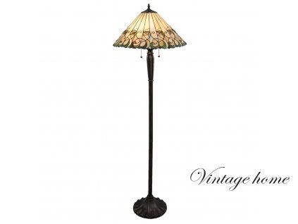 Stojací lampa Tiffany - 51*51*157 cm