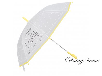Dětský deštník Lemon - Ø 99*55 cm