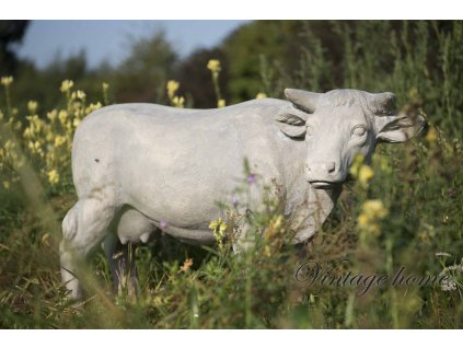 Dekorace - kráva - 80*35*52 cm